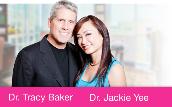 Dr Tracy Baker and Dr Jackie Yee