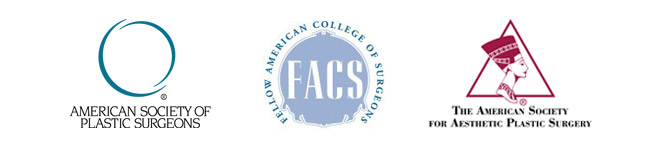 ASAPS member, FACS member, ASPS member